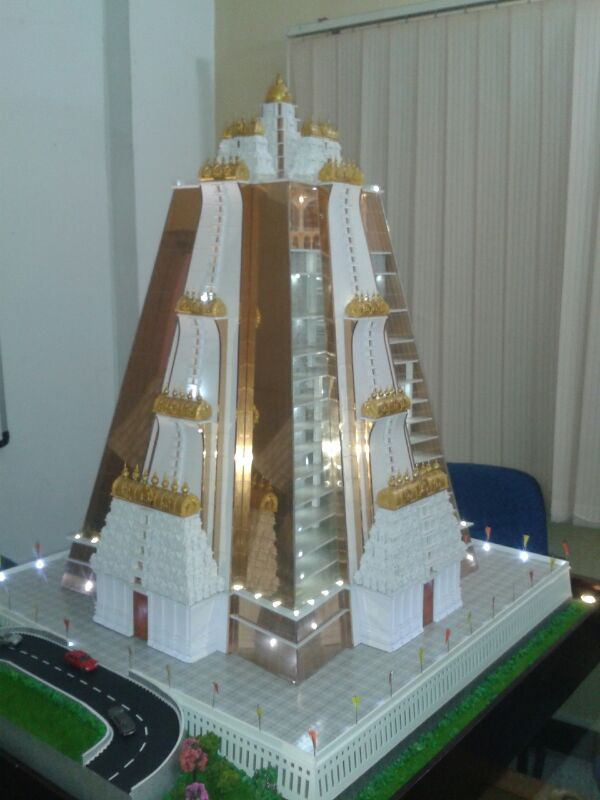 architectural models makers in india